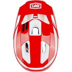 100% Altec Helmet red